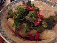 steamed rice noodle pancake