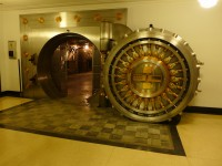 vault at board of trade