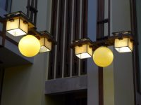 Lights unity temple