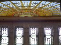 City hall skylight