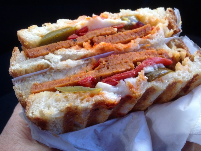eat all the smith & deli sandwiches – #09 – the godfather