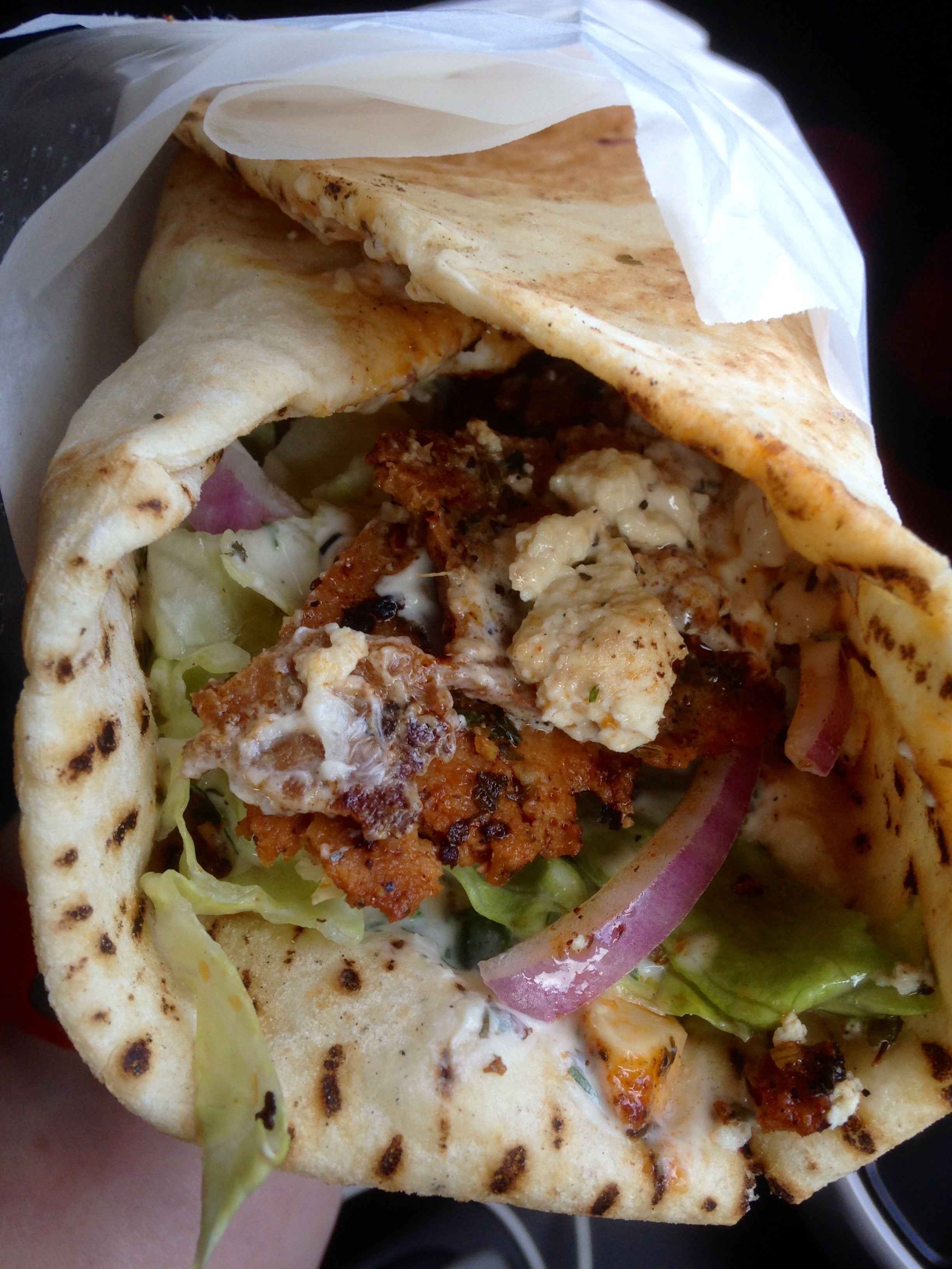 eat all the smith & deli sandwiches – #15, souvlaki