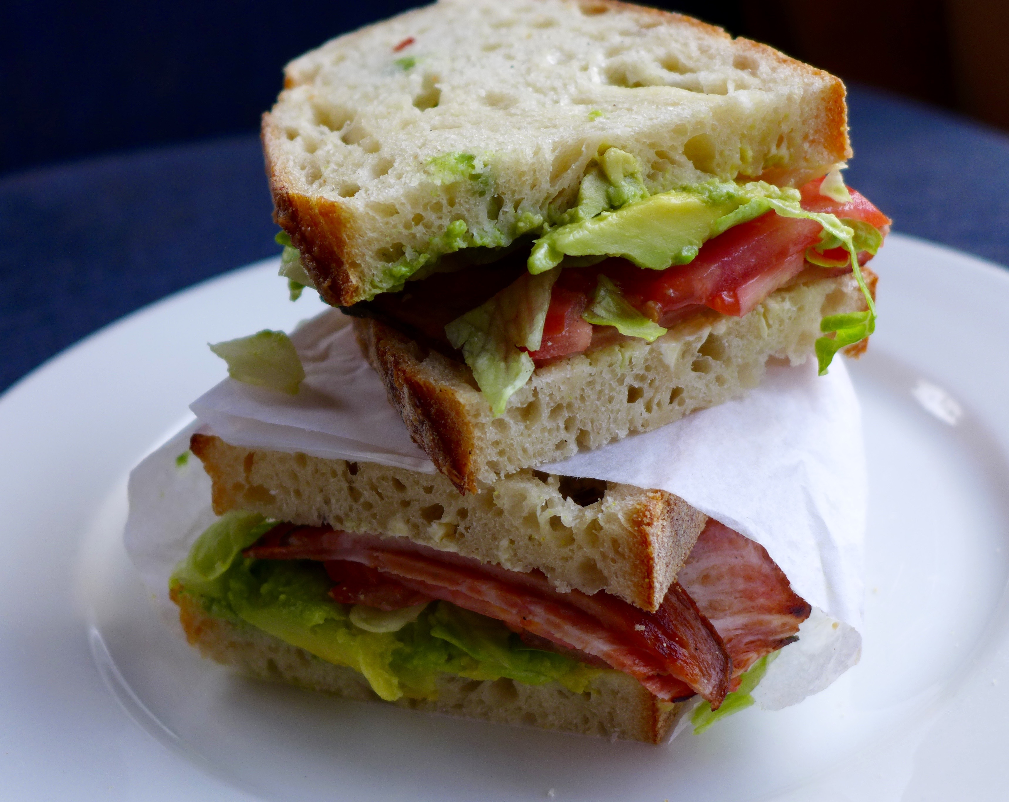 eat all the smith & deli sandwiches – #14, the better bundy