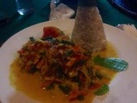 balinese veggie curry