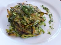 green latkes