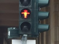 East German traffic signals