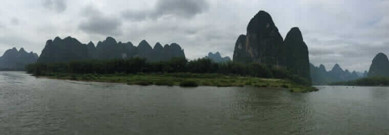China – Guilin, Hangzhou and Shanghai